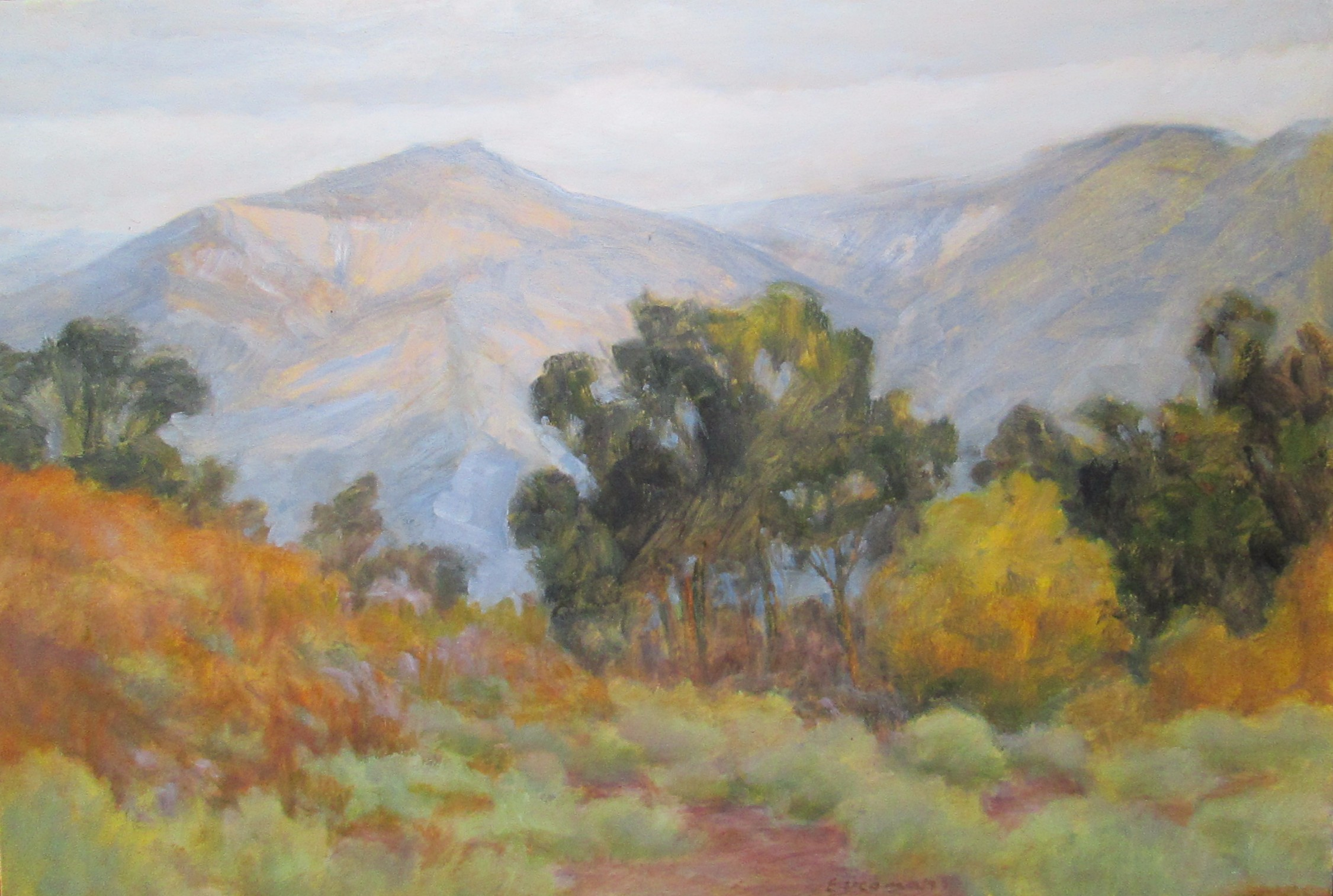 Ellen Yeomans – CREEKSIDE at ARROYO BURRO