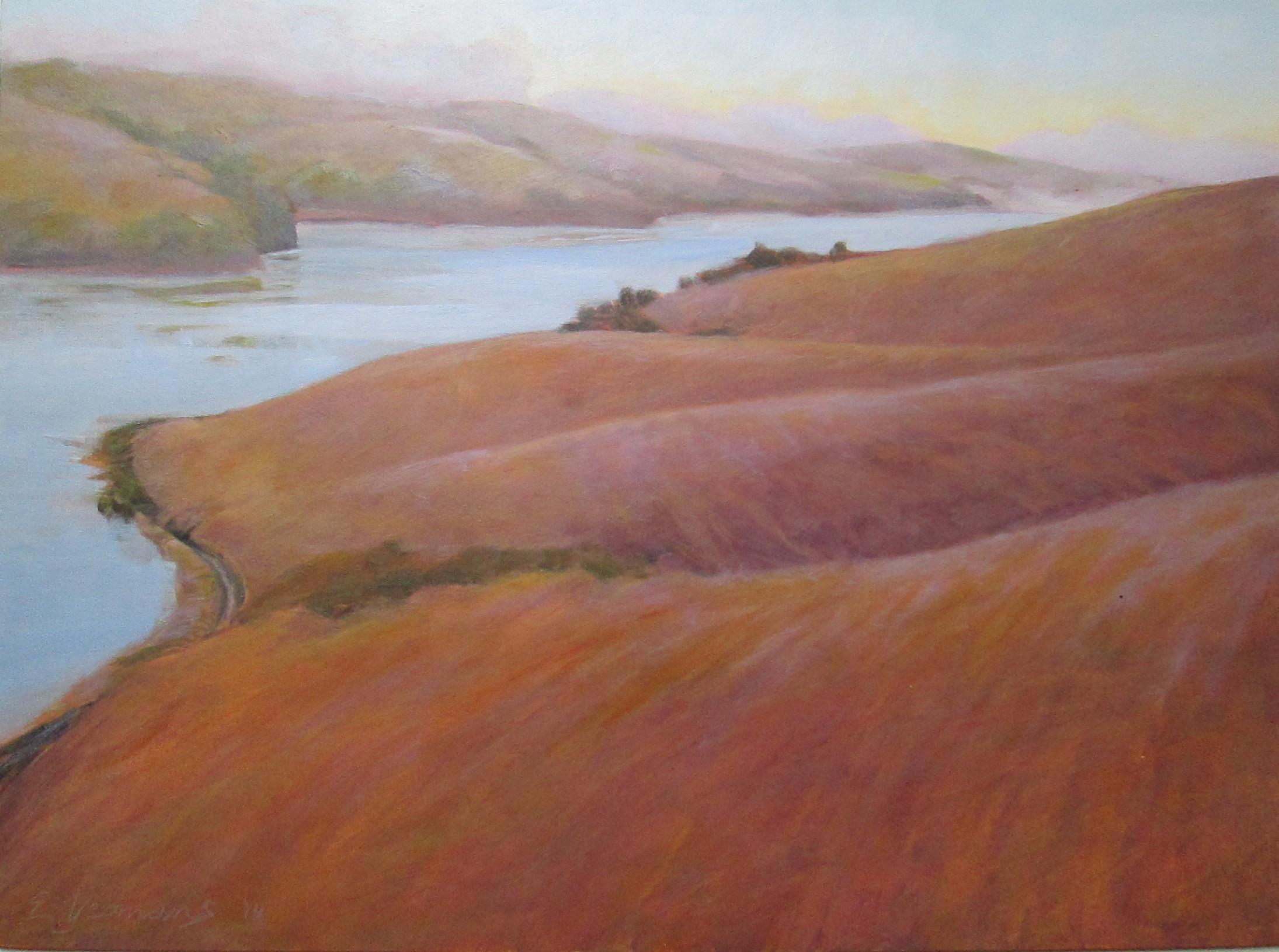 Ellen Yeomans – HWY 1 at TOMALES BAY