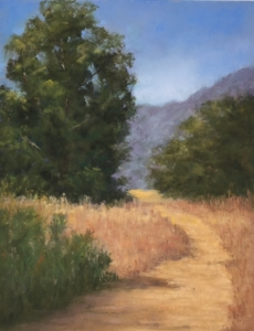 Afternoon in Ojai